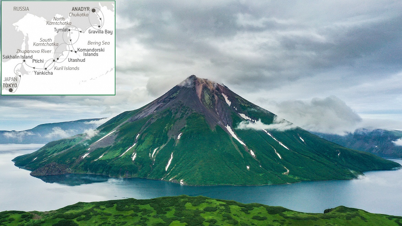 Экспедиционный круиз по Дальнему Востоку России: Le Boreal в сентябре 2020