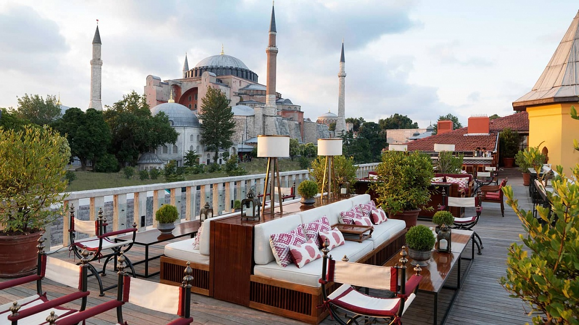 Four Seasons Istanbul at Sultanahmet